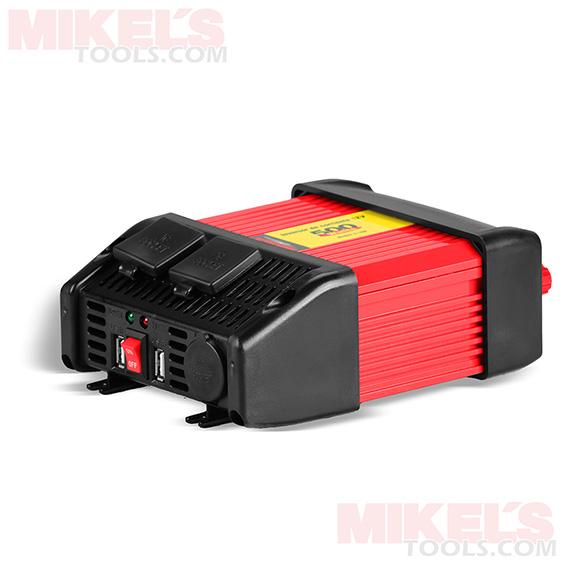Inversor de corriente 12v 500 watts mikels modelo c 1250 - Inversor de corriente ...